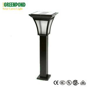 Solar Pathway Lawn Lamps With Glass Cover