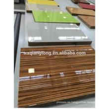 Máquina de recubrimiento / pintura UV / máquina de curado para muebles de cocina / muebles