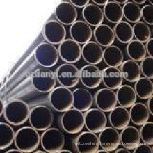 Welded Thin Wall Pipes / galvanized pipe / black pipe