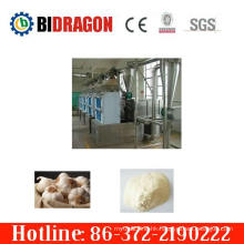 Stainess steel high efficiency garlic powder grinding machine with 400 kg/h
