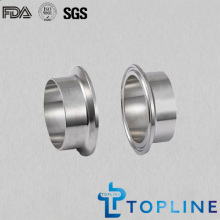 Stainless Steel Sanitary Tri-Clamped Ferrule