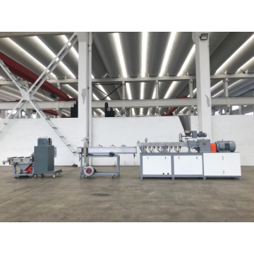 Co-rotating Twin Screw Extruder For Compounding