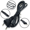 european standard 2 pin ac power cord