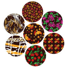 Chocolate Transfer Sheet 10 Printed Different Design Mix Molds Papel Comestible Decoration Edible Paper Cake Cookie Baking DIY