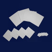 Customized Whtie Very Thin Alumina Zirconia Ceramic Plate