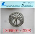 Алюминиевые отливки водяного насоса, поставщик литых колес с ЧПУ