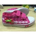 Date à la mode Enfants Type magique Injection Toile Chaussures FF727-4