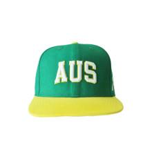 Eine Golf-Cap-Baseballmütze mit Stickerei