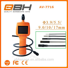 1-20m Length customized semi ridgid sewer camera checking tools