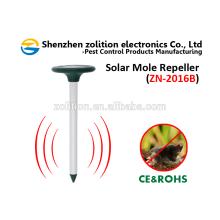 Repelente solar del topo y reflector solar del roedor