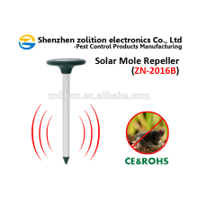 Solar Mole Repeller and Solar Rodent Repeller