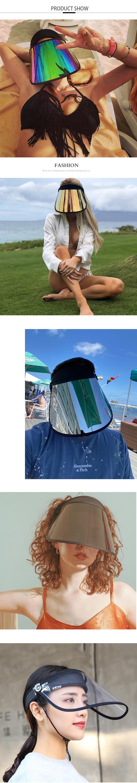 Summer Sun Visor Uv Protection Sun Visor Hat For Women