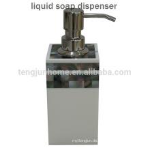 Canosa Mutter Perle Schale Mosaik Flasche Pumpe Spender