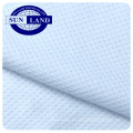 benutzerdefinierte Sublimationsdruck Verwendung Sport Handtuch Yoga-Matte Kleidung 100 Micax Polyester Coolness Waben Mesh