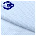 Impresión de sublimación personalizada uso toalla de yoga estera de yoga clothing100 micax poliéster frialdad tela de malla de nido de abeja