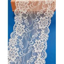Кружевная ткань с цветочной вышивкой для аксессуаров одежды