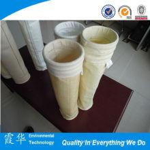 Producto industrial aguja de filtro de filtro de fieltro para el filtro de bolsa