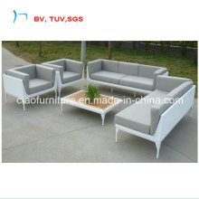 2016 Rattan Patio Corner Sofa with Coffee Set (CF835)