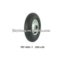 rueda de goma 200 x 50