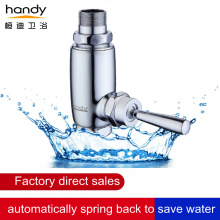 High Quality Brass water-saving Handle flush valve