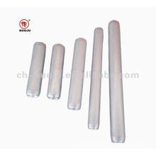 Tubes de connexion de câbles en aluminium