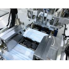 Machine à emballer automatique de masque chirurgical / de gaze / de respiration