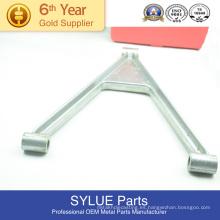 Ningbo aluminio de fundición de arena de alta precisión para ruedas de aluminio pulido con ISO9001: 2008