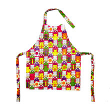 2017KEFEI apron for kids funny apron kids painting apron