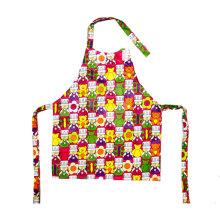 2017 KEFEI avental para crianças avental engraçado crianças pintura avental