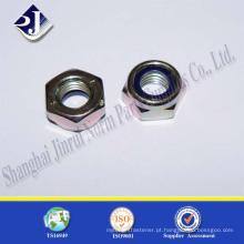 Fábrica Direntemente Venda DIN985 Nylon Lock Nut Low Price