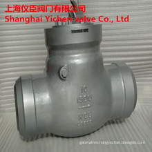 10in 1500lb Pressure Seal Forged Steel Swing Check Valve