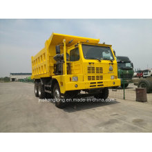 China Brand Heavy Dump Truck Mining Truck 70ton