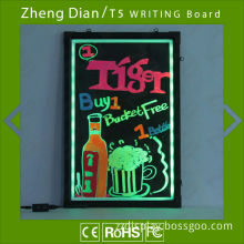 (ZDT5)Illuminated Night Types Of Advertising Boards