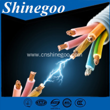 ISO Approved Fluoroplastics Insulated PVC Sheathed Control Cable