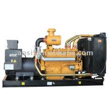 Generador diesel de AOSIF-ShangChai 75KW en funcionamiento del pozo