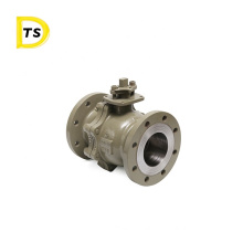 China Factory Good Quality Tri Clamp Motorized 220V Cast Steel Ball Valve