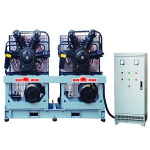 KRS1.7/40H High Pressure PET Piston Air Compressor