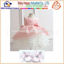 Vestido hecho a mano popular del bebé de la nueva manera de Australia 2014