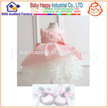 Popular Australia 2014 new fashion hand made baby girl dress