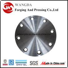 Bride aveugle d'acier au carbone ANSI forgé (HY-JC-0353)