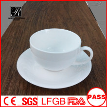 2015 new product ceramic coffee cup ceramic cappuccino cup with customize logo