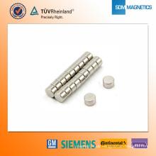D8 * 5mm N42 Neodym-Magnet