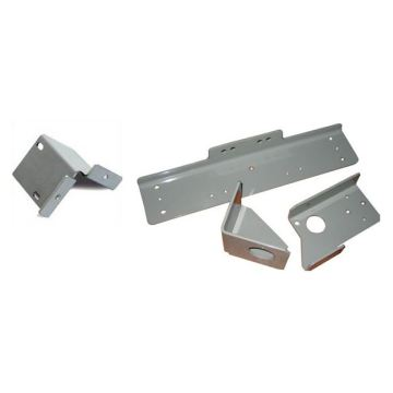 Metal stamping accessories for custom