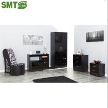 Conjuntos de quarto mdf quarto espelho porta guarda-roupa