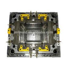 Desempenho Custom Slat Floor Transport Mold Plastic Crate Mold
