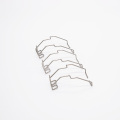 Good Quality Customized Nickel Plated Compression Spring.