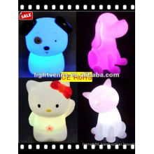Animal led baby night lighting