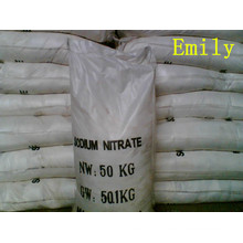 High Quality Sodium Nitrate 98.5%-99.3% Food Industrial Africultural Grade
