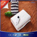 Electric Blanket with Computer Adjusting Controller for Massage
