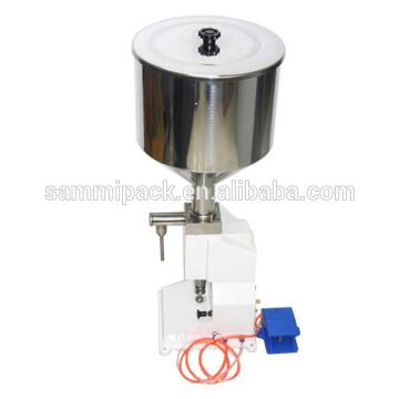 High precise small volume A02 pneumatic filling machine 5-50ml